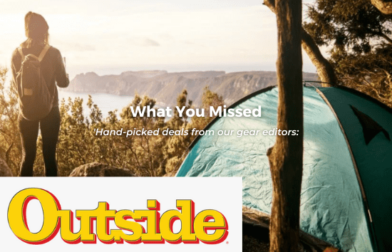 Outside - What You Missed