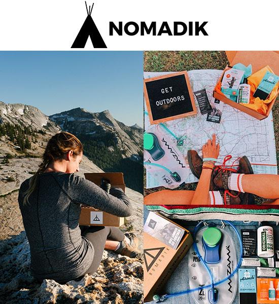 Nomadik collage