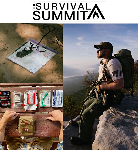 Survival Summit Collage