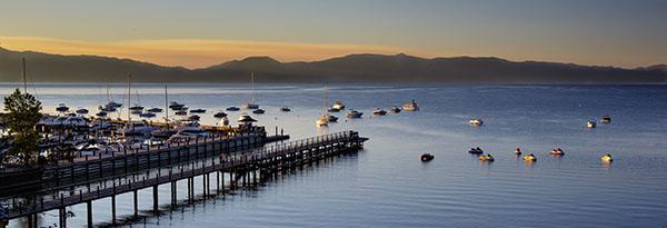 Summer Morning-Lake Tahoe