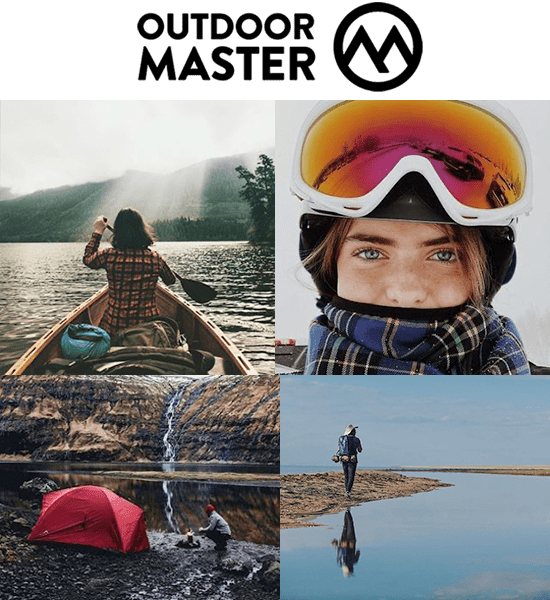 outdoor master collage