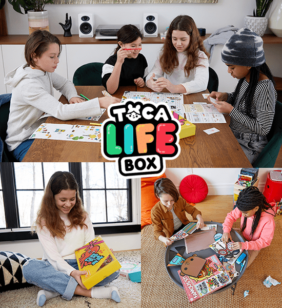toca life box collage